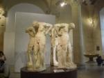 The Louvre Greek Sculptures