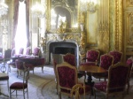 The royal sitting room