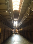 Inside Old Melbourne Gaol