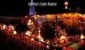 Lobethal Lights Courtesy of Google