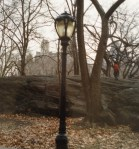 Central Park Lamp