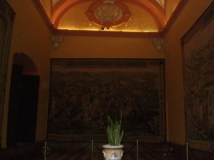 Salones de Carlos V