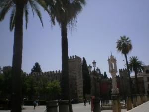 Palace Entrance - Lion's Gate