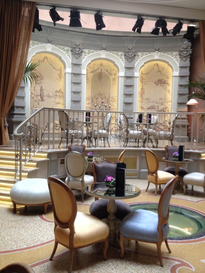 Chateau Monfort Lounge 3