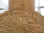 Model of ancient Delphi