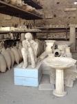 plaster cast & relics