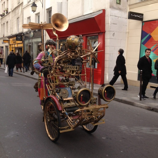 Paris Time Machine