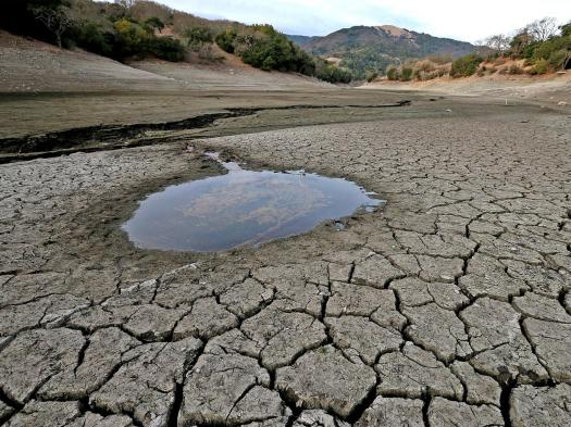Severe Droughts